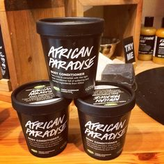 Feeling something tropical to treat your skin? If you're not jetting off anywhere this summer you can enjoy the fragrance and effect of this beautiful new body conditioner! With a perfect mix of African butters and ingredients this conditioner leaves the skin soft whilst in the shower.