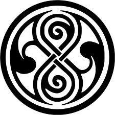Seal of Rassilon, old school