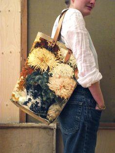 Image of Chrysanthemum Bag  (free shipping)