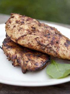 Clean Eating BBQ Tandoori Chicken