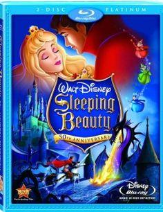 Спящая красавица / Sleeping Beauty (1959) HD 720 (RU, ENG)