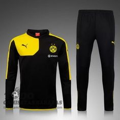 Camiseta Entreno Borussia Dortmund 2016 negro
