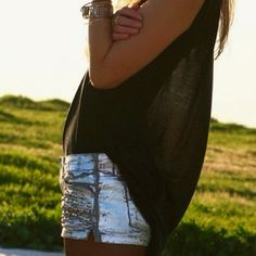 hiii metallic shorts <3 where can I purchase you?