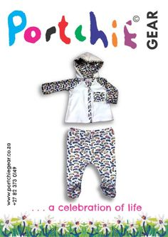 Baby twinset by #portchiegear - www.portchiegear.co.za Baby Grows, Famous Artists, Bibs, Harem Pants, Celebrities, Clothing, Prints, Fashion, Baby Jumpsuit
