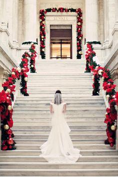 Top 14 Christmas Wedding Ideas And Wedding Invitations