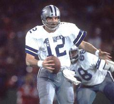 Roger Staubach - 11 NFL, 153 tds, 109 ints, 22,700 yds, 83.4 rtg