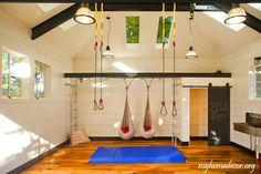 68 Trendy Home Gym Design Interior Window