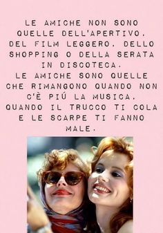 Amiche Bff Quotes, Disney Quotes, A Kind Of Magic, Good Sentences, Italian Quotes, Memories Quotes, Special Words, Le Male, Sweet Words