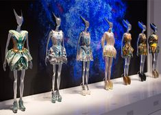 Alexander McQueen: Savage Beauty comes home to London