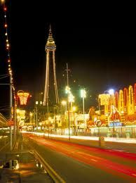 Blackpool I love Blackpool when it is all lit up used to enjoy walking up and down the golden mile