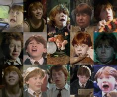 faces of ron