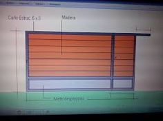 Resultado de imagen para portones corredizos de metal y madera con puerta incorporada