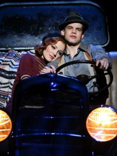 Laura Osnes in Bonine & Clyde Bonnie And Clyde Musical, Bonnie And Clyde Photos, Bonnie Clyde, Broadway Theatre, Musical Theatre, Broadway Shows, Lau Lau, Laura Osnes, Theatre Nerds