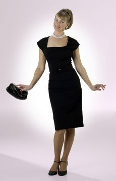 Ella Black | Bettie Page Clothing super cute dress...
