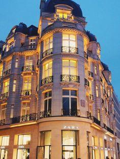 Champs Elysees | christyl | VSCO Grid