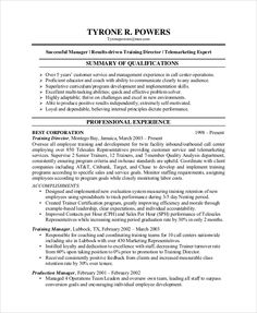 Resume Templates For Customer Service Representatives Skills On Customer Service Resume  Resume Was Written Or