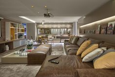 Home Theater - A3 Interiores