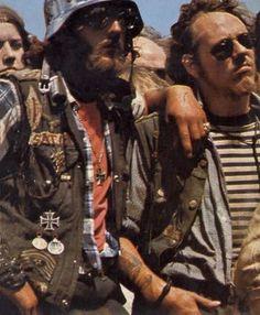 The Acid Sweat Lodge: brotherhood