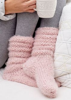 Slouchy Socks free knit pattern in Hygge yarn. These ultra-cozy socks are just t. Knitting , Slouchy Socks free knit pattern in Hygge yarn. These ultra-cozy socks are just t. Slouchy Socks free knit pattern in Hygge yarn. These ultra-cozy so. Knitting Socks, Knitting Stitches, Knitting Patterns Free, Knit Patterns, Free Knitting, Knitted Socks Free Pattern, Knit Slippers Pattern, Knitting And Crocheting, Stitch Patterns