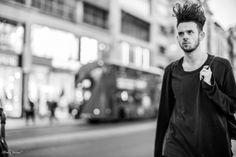 Longest fringe in town? #monochrome #bw #blackandwhite #streetphotos #streetphotography #fringe #hair