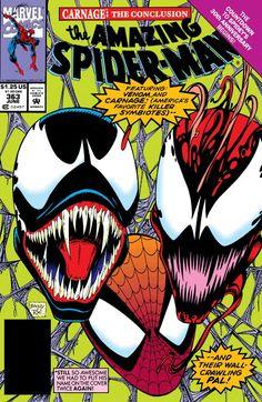 Amazing Spider-Man (1963-1998) #363