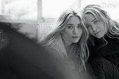 ashley olsen photo shoot | Mary-Kate and Ashley Olsen: Their Allure Photo Shoot