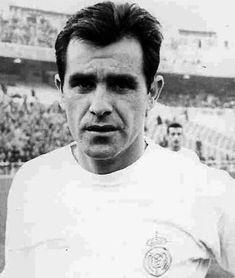 Evaristo Macedo. Real Madrid