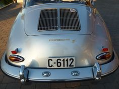 Bid for the chance to own a 1962 Porsche Karmann Hardtop at auction with Bring a Trailer, the home of the best vintage and classic cars online. Porsche 356, Classic Cars Online, Jacksonville Florida, July 1, Vehicles, United Kingdom, Spring, Black, Plastic Resin