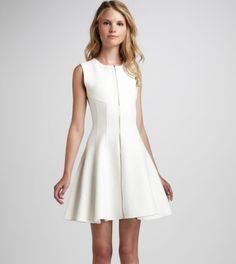 White Fashion #dress
