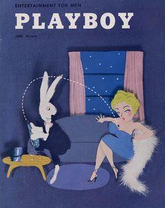 Playboy - June 1954