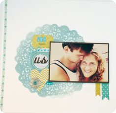 """us"" by Holly for Right at Home Scrapbooking."