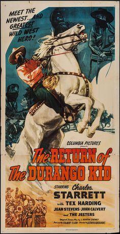 30 Vintage Western Movie Posters