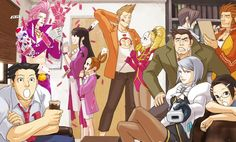 Phoenix Wright creator objected to sequels after Ace Attorney 3 - http://videogamedemons.com/phoenix-wright-creator-objected-to-sequels-after-ace-attorney-3/