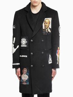 KTZ Double Breasted Coat from F/W2015-16