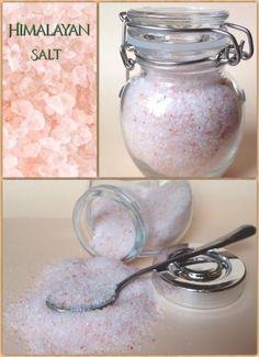 Himalayan pink organic salt 250g Bag | eBay