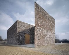 Erwin Heerich | El Caracol | Museo Insel Hombroich | Neuss; Alemania | 1991-1993