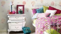El papel pintado para dormitorios infantiles es una apuesta segura para crear espacios calidos y alegres para los reyes de la casa https://papelvinilicoonline.com/es/195-esprit-kids-4