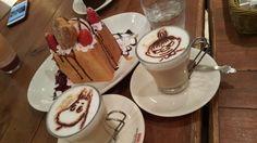 Moomin Cafe , Tokyo