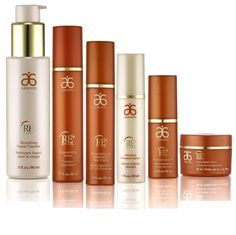 Arbonne RE9 Advanced® anti-aging collection is powered by 9 age-defying botanicals and scientific ingredients to promote more youthful-looking skin with visible results!
