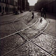 Boris Savelev - Ulica Marata, Leningrad, 1980