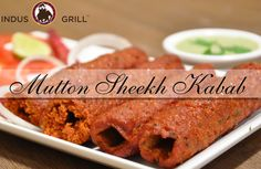 Try ‪#‎Mutton‬ ‪#‎Sheekh‬ ‪#‎Kabab‬ ‪#‎Indus‬ ‪#‎Grill‬ ‪#‎Saket‬ or call us at #011 40502244 for ‪#‎home‬ ‪#‎delivery‬