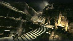 The ruins, resident evil 5