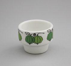 Arabia, egg cup, Marja, Esteri Tomula