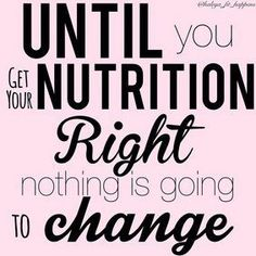 So true. I stay eating clean on the weekends. For me, weekends are where the most progress is made