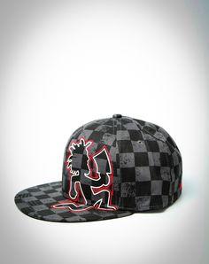 ICP checker flatbill Hat