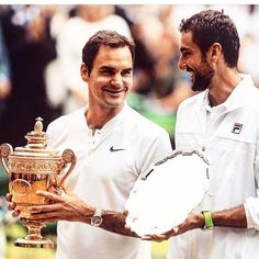 Marin Cilic: 'Rafael Nadal, Roger Federer, Novak Djokovic made me better' — Tennis World Wimbledon 2017, Stan Wawrinka, Tennis World, Andy Murray, Rafael Nadal, Roger Federer, Tennis Players, Marines