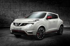The Nissan Juke Nismo RS is here