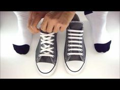 **How to make your shoes bowless and comfortable** - YouTube