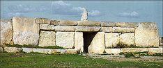 Temples Malta Temple Hagar Qim