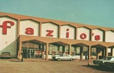 Throw back Grocery Store